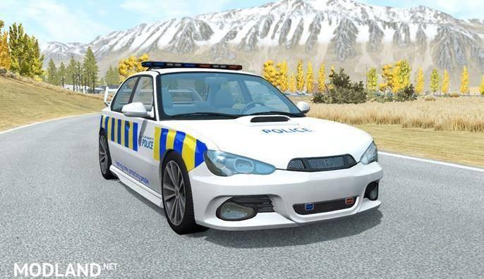Hirochi Sunburst Greater Manchester Police [0.15.0]